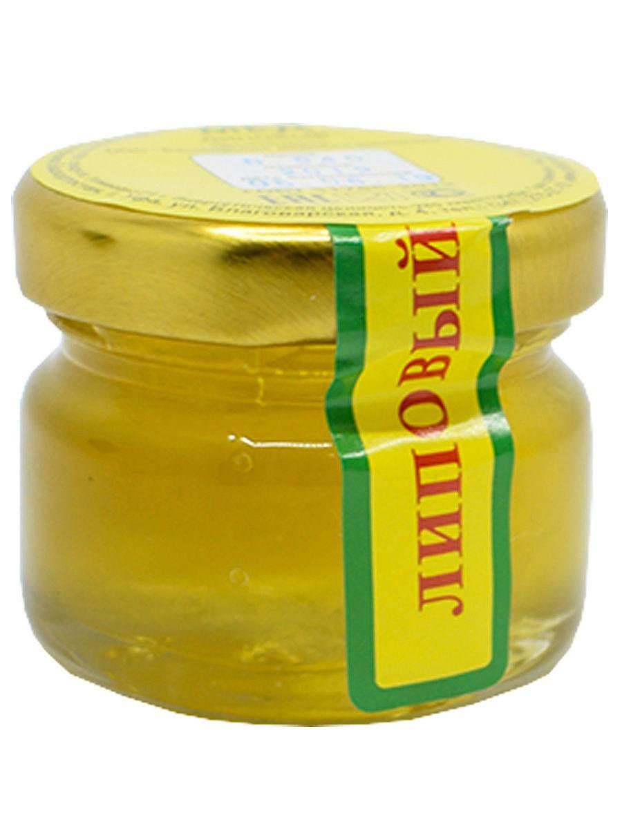 Липовый мед: свойства ароматного продукта применение и хранение