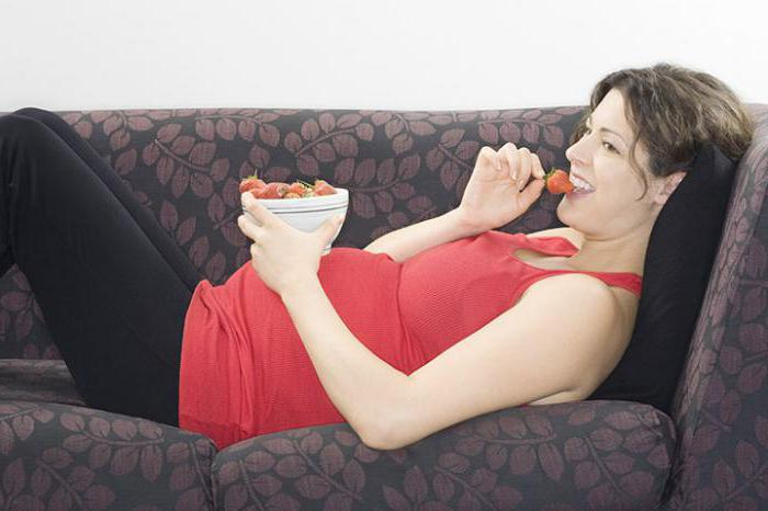 Можно ли беременным клубнику