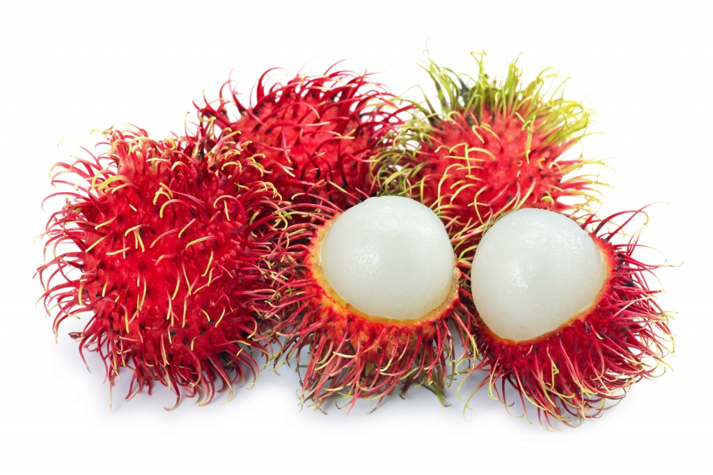 Рамбутан фрукт: полезные свойства и противопоказания для организма