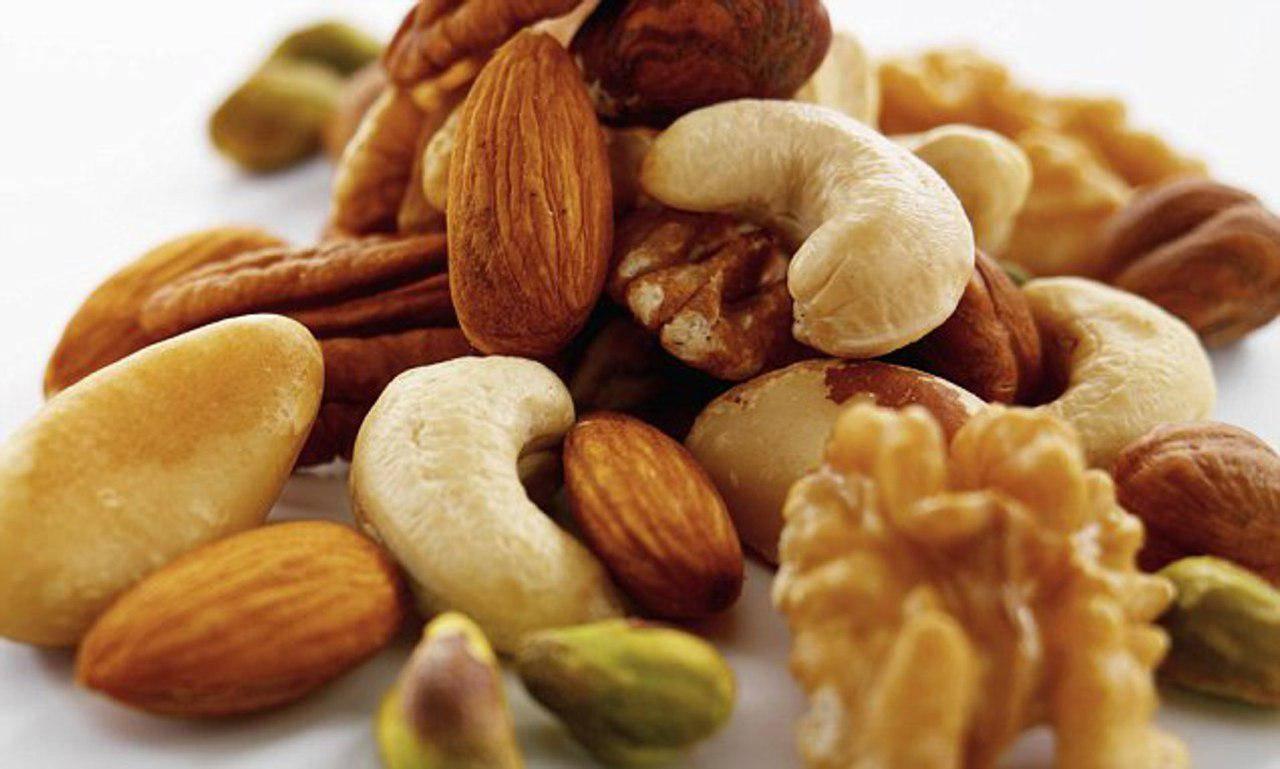 7 полезных для сердца орехов