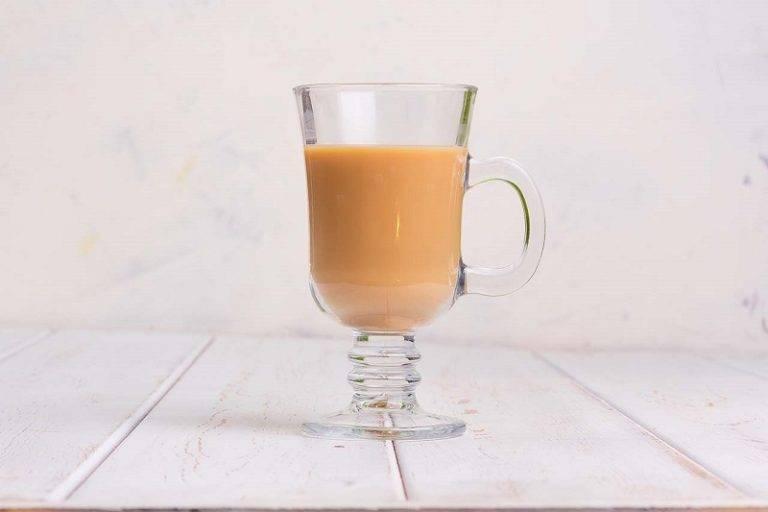 Чай с молоком — польза и возможный вред