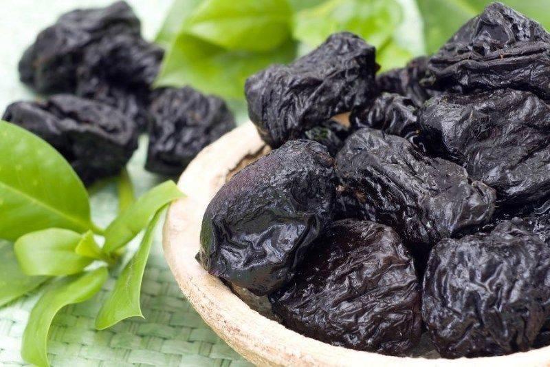 Польза и вред чернослива. как правильно выбрать чернослив