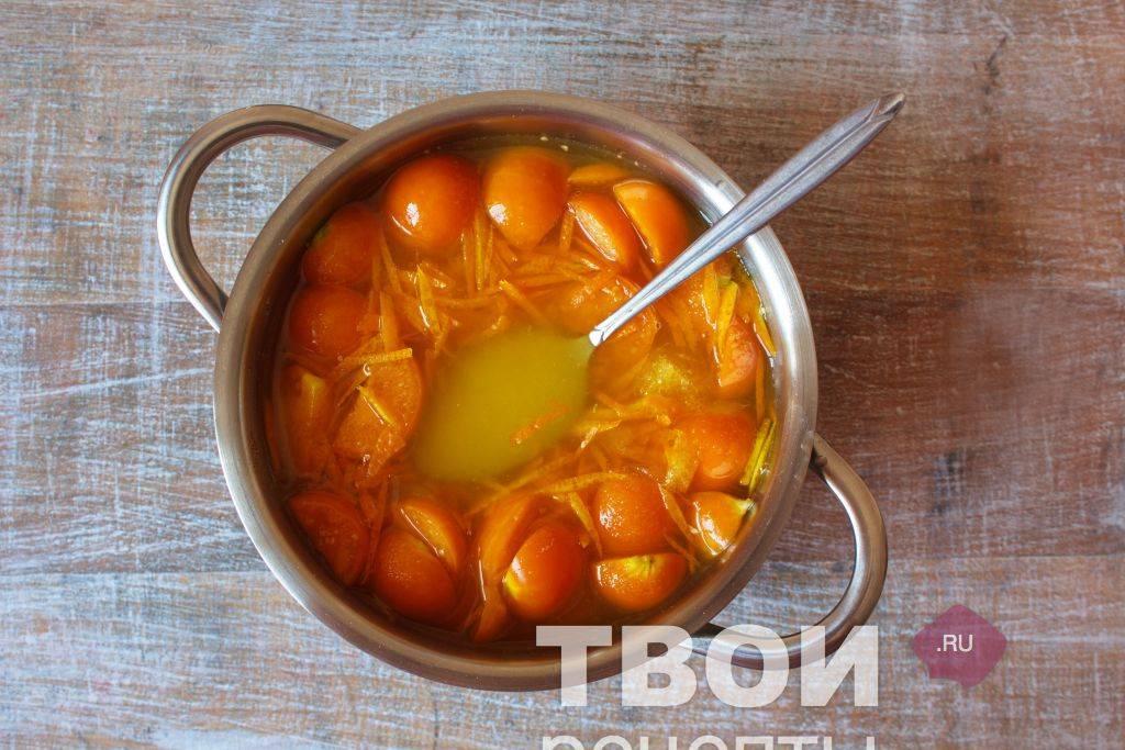Варенье из физалиса - пошаговый рецепт с фото |  консервирование