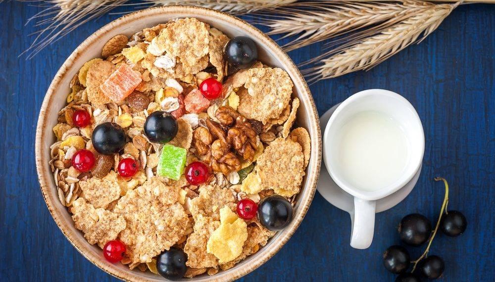 Полезно ли кушать мюсли, чтобы похудеть?