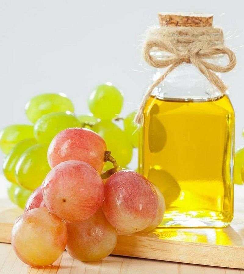 Масло виноградных косточек: полезные свойства и секреты применения