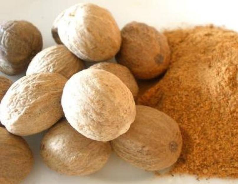 Польза для здоровья мускатного ореха: как эта специя может сделать вас здоровее?