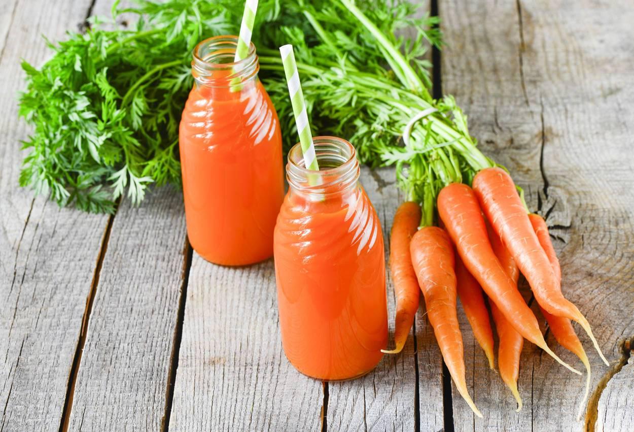 Морковный чай: вкусный чай из оранжевого корнеплода