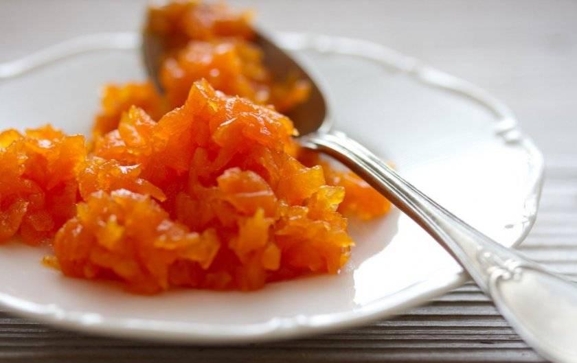 Сельский джем — варенье из моркови