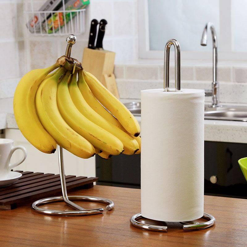 Как правильно хранить бананы, чтобы они не почернели?