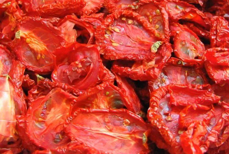 Вяленые помидоры — как приготовить вяленые помидоры на зиму в домашних условиях?