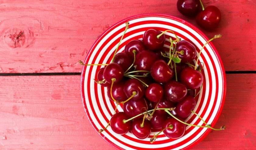 Польза и вред вишни для организма человека