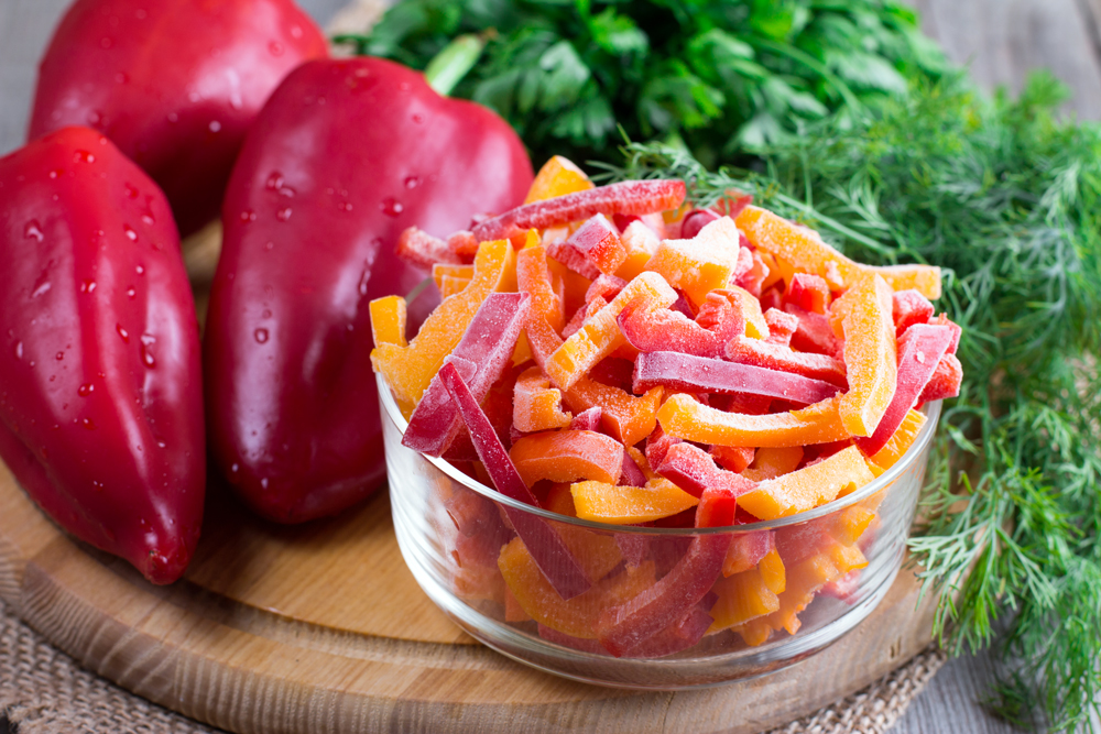 Как высушить болгарский перец в духовке. вяленые перцы в домашних условиях на зиму