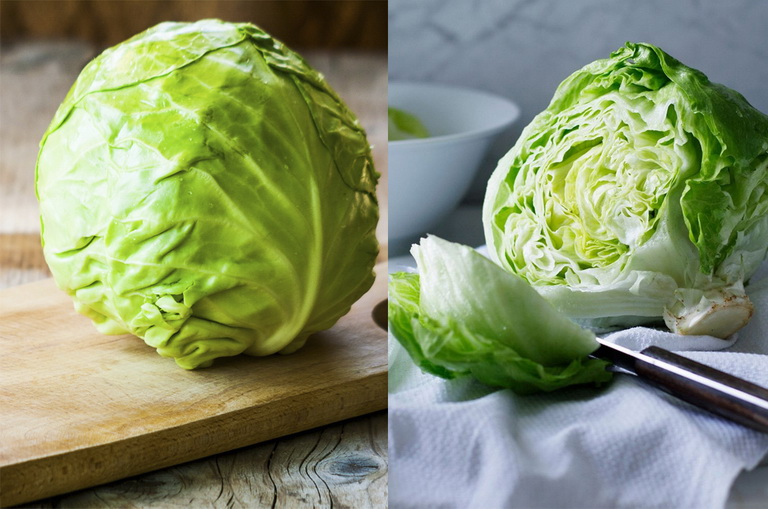 Салат айсберг – польза и вред, полезные свойства салата айсберга
