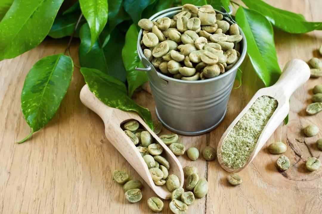 Действие зеленого кофе