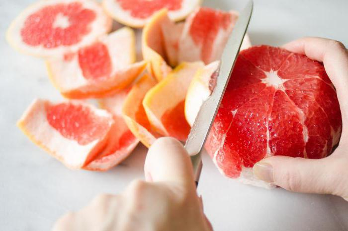 Диета на грейпфрутах: стройность с ярким вкусом
