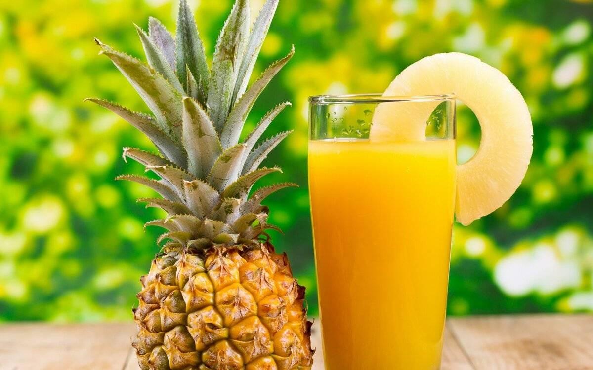 Можно ли беременным ананасовый сок