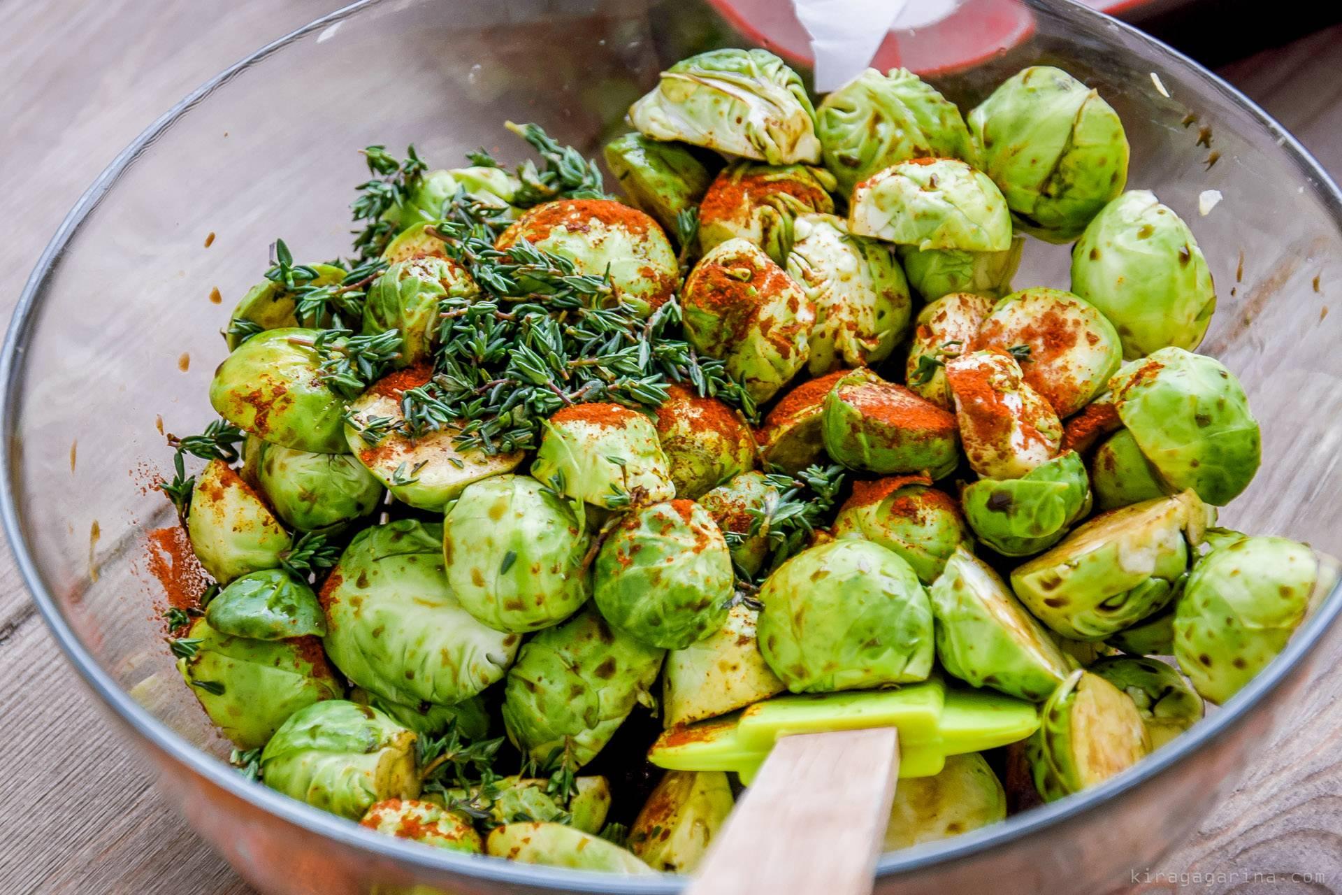 Свойства брюссельской капусты — польза, вред, пищевая ценность