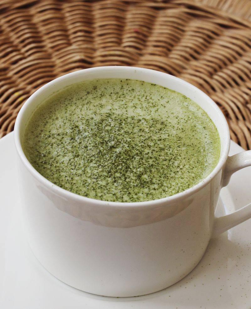Полезен ли зеленый чай с молоком