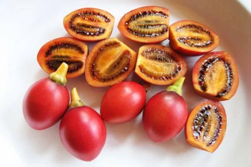 Тамарилло — томатный вкус