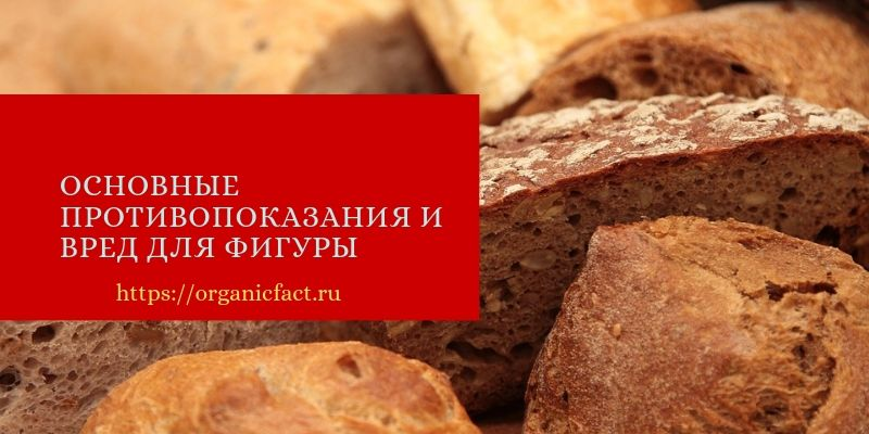 Бездрожжевой хлеб: польза и вред для здоровья и фигуры, рецепт