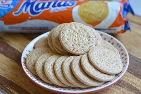 Галетное печенье - состав и калорийности, пошаговые рецепты приготовления в домашних условиях