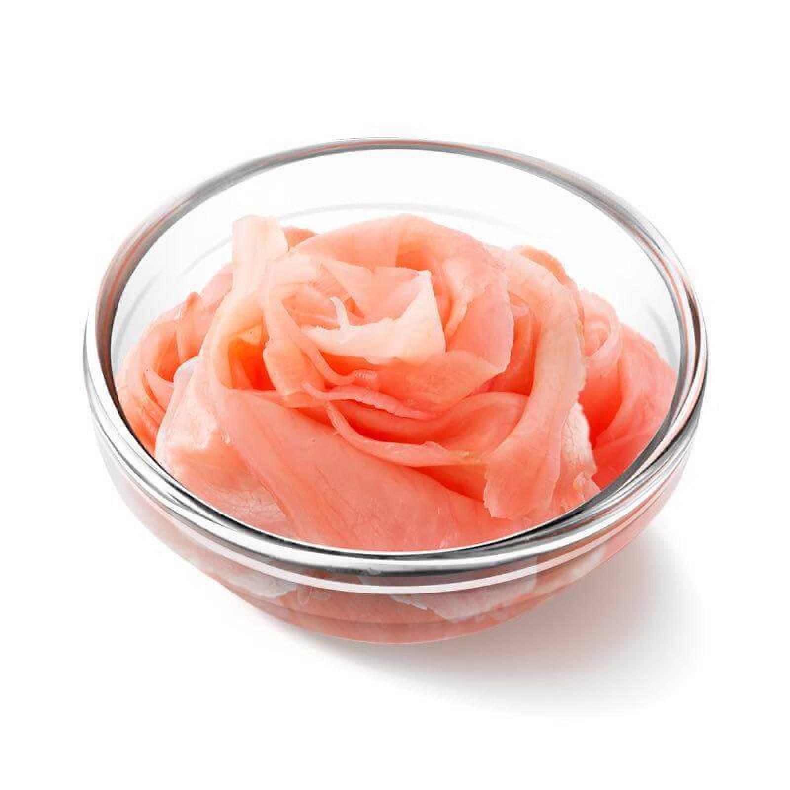 Почему маринованный имбирь розового цвета – вы спрашивали, мы отвечаем