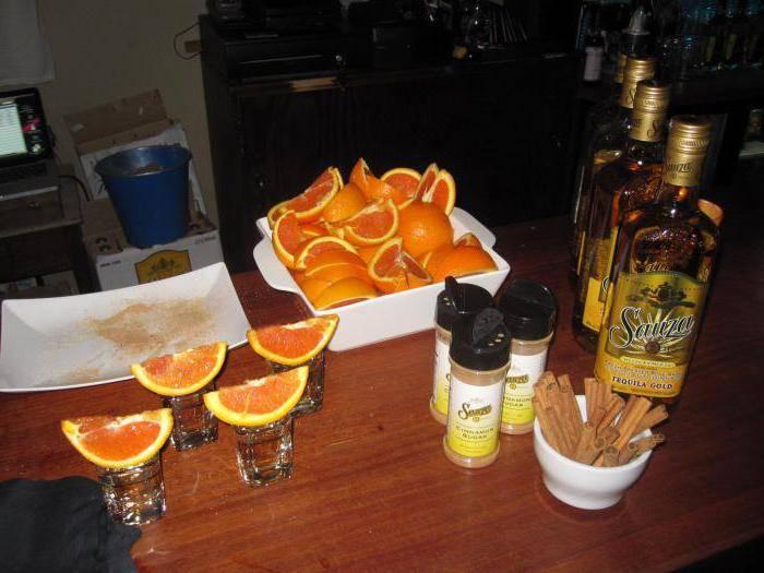 Текила — как пить и чем закусывать