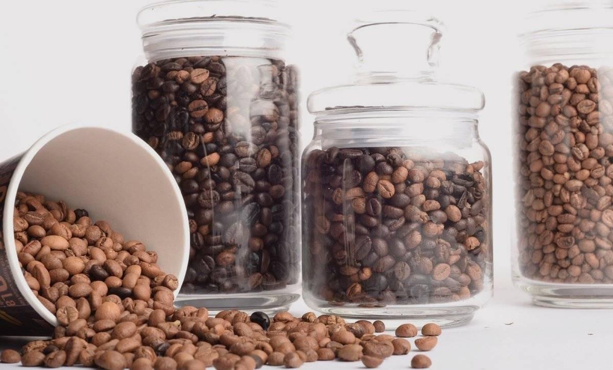 Как в домашних условиях хранить кофе в зернах