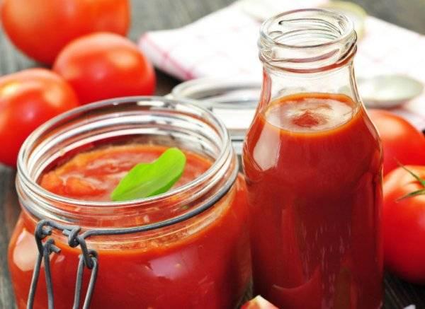 Сок из томатной пасты польза и вред