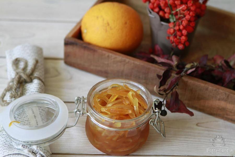 Варенье из грейпфрута рецепт