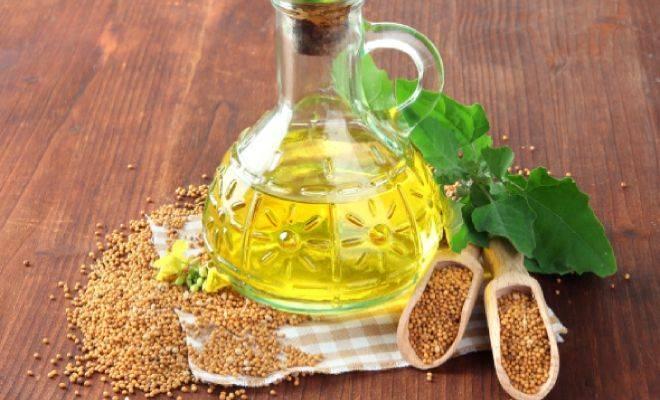 Горчичное масло: польза, вред и как принимать