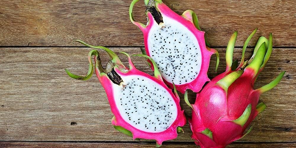 Как есть фрукт питахайя