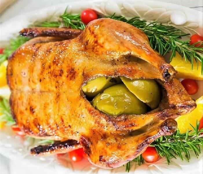 Как приготовить гуся, чтобы мясо было сочным и нежным — 9 идеальных рецептов на новый год 2020
