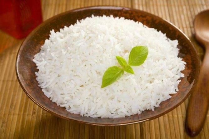 Рис и грудное вскармливание: совместимы или нет