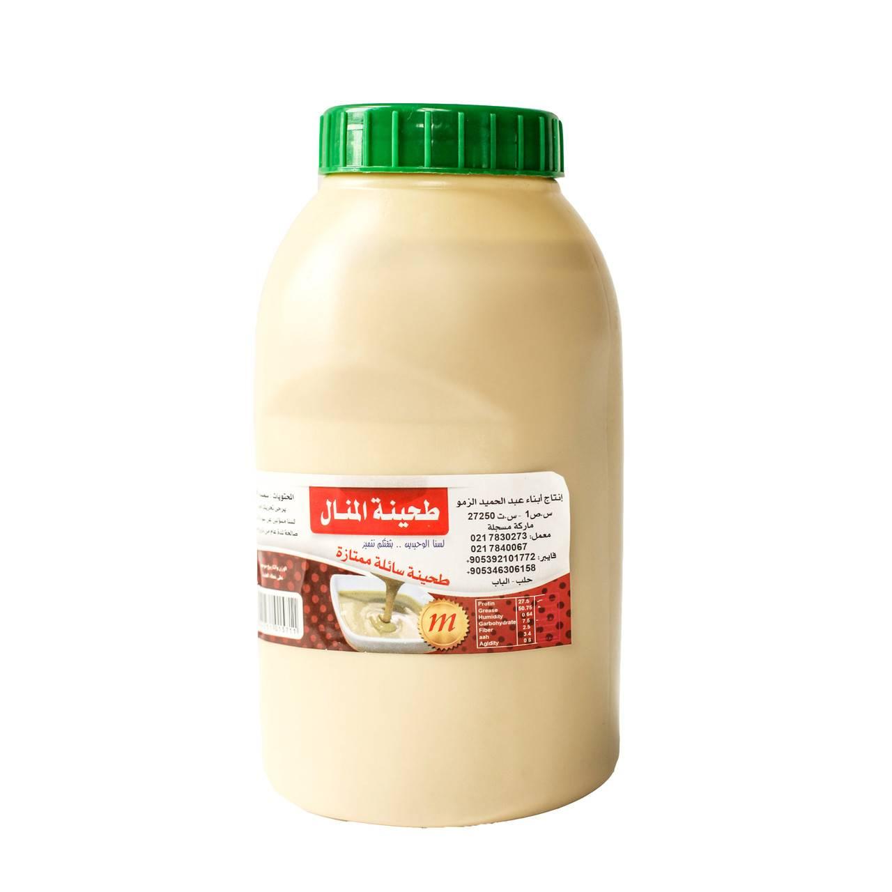 Что такое кунжутная паста тахини