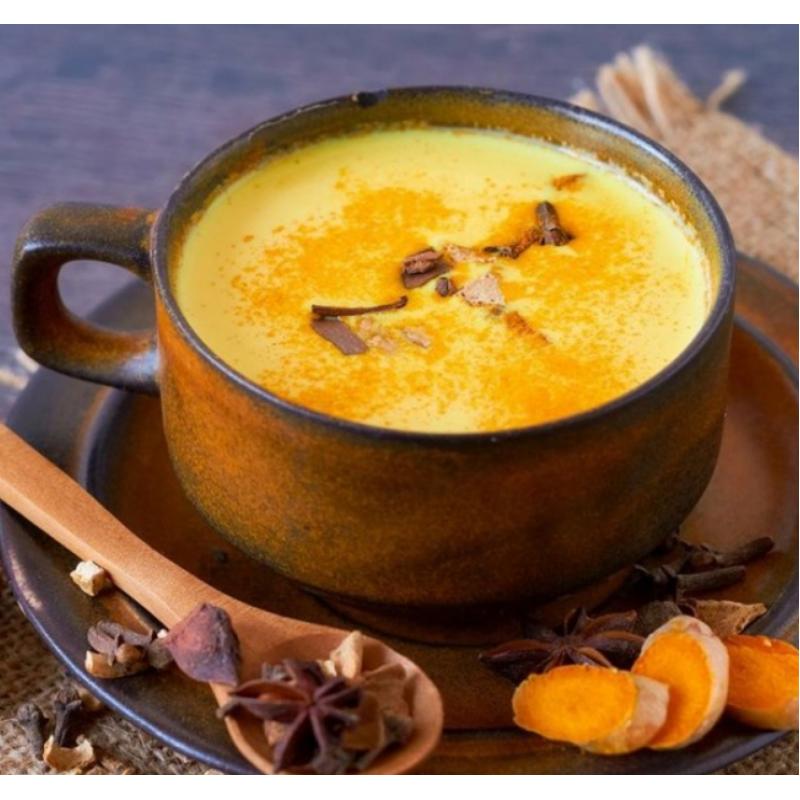 Золотое молоко из куркумы — польза и вред. как приготовить золотое молоко из куркумы — рецепт