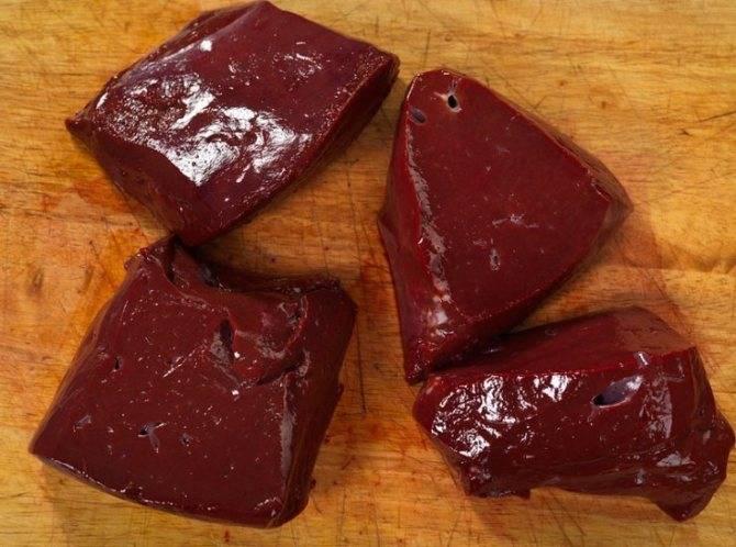 Польза и вред говяжьей печени для организма