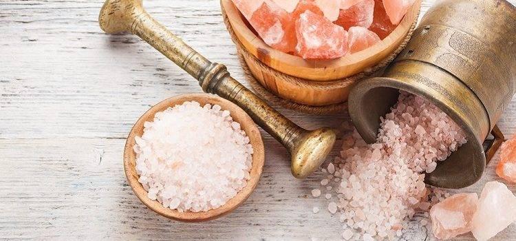 Красная гималайская соль польза и вред