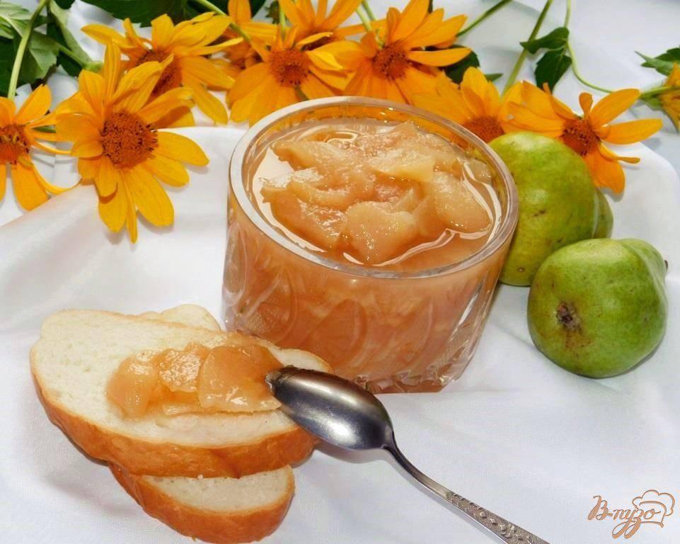 21 простой рецепт приготовления варенья из груш на зиму в домашних условиях