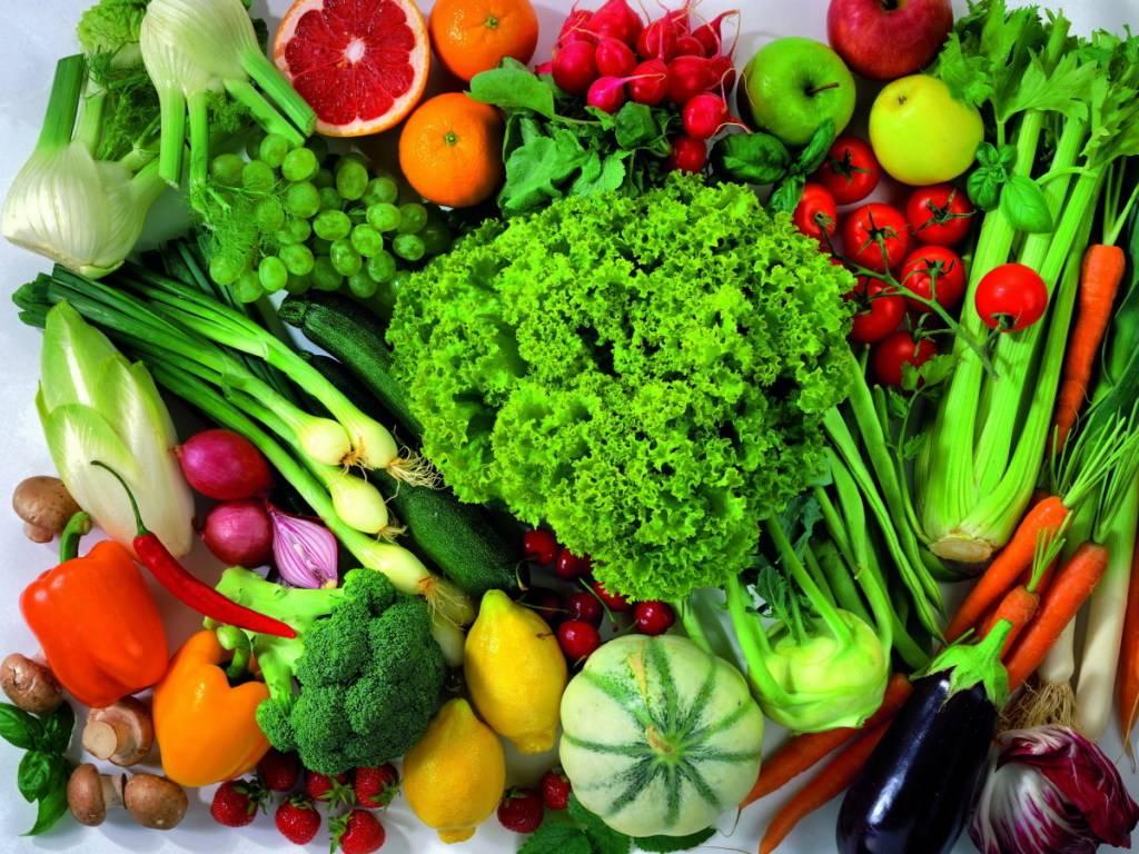 Овощная диета: рецепты, меню, результаты