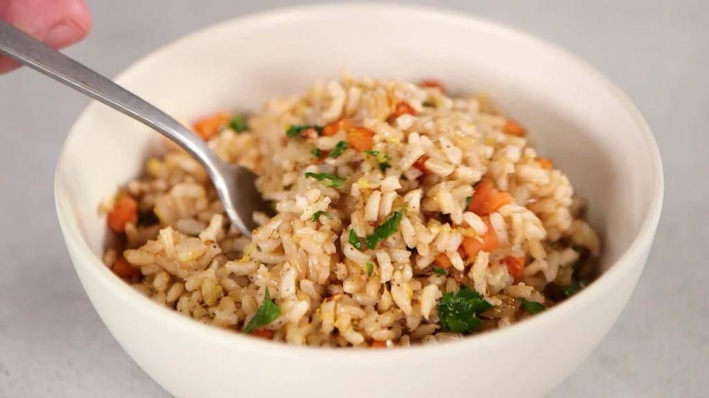 Белый рис польза и вред для похудения