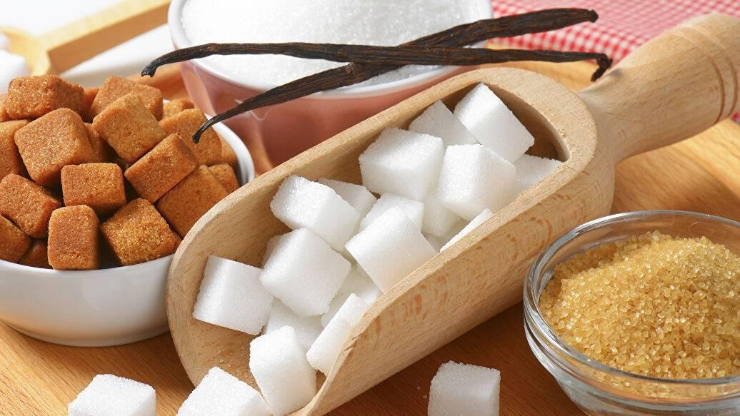 Тростниковый сахар — польза и вред для организма
