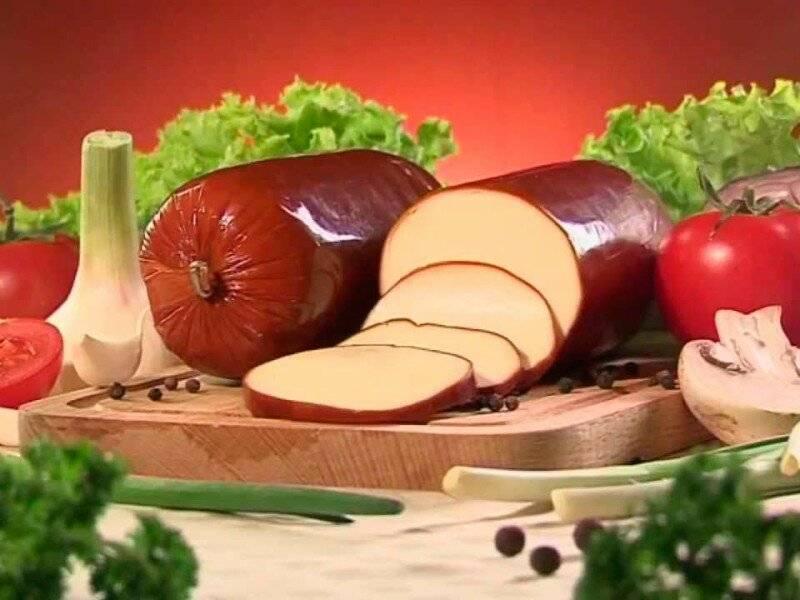 Колбасный сыр, состав, польза и вред колбасного сыра