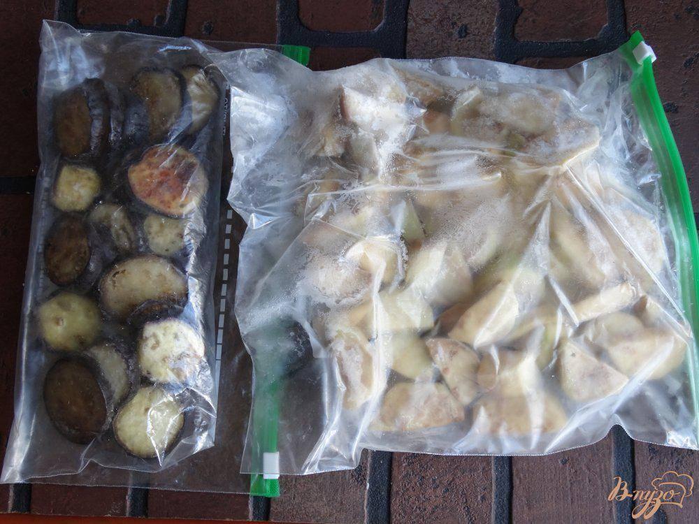 Как сохранить баклажаны на зиму в свежем виде, замороженном и вяленом