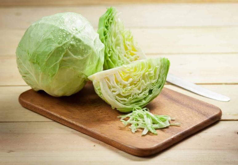Белокочанная капуста — польза и вред для организма человека, калорийность