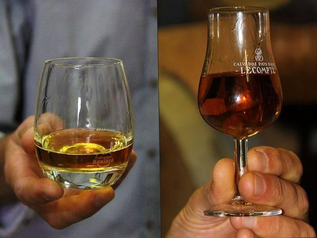 Кальвадос как правильно пить и чем закусывать