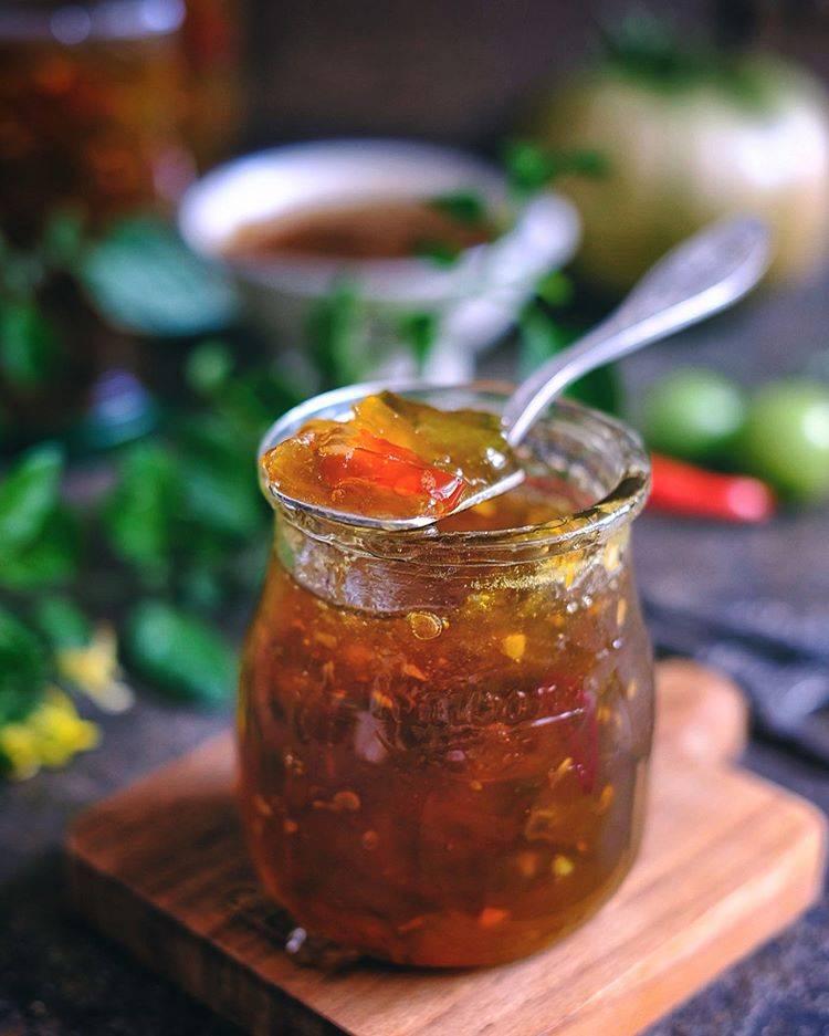 Варенье из зеленых помидоров: 4 рецепта