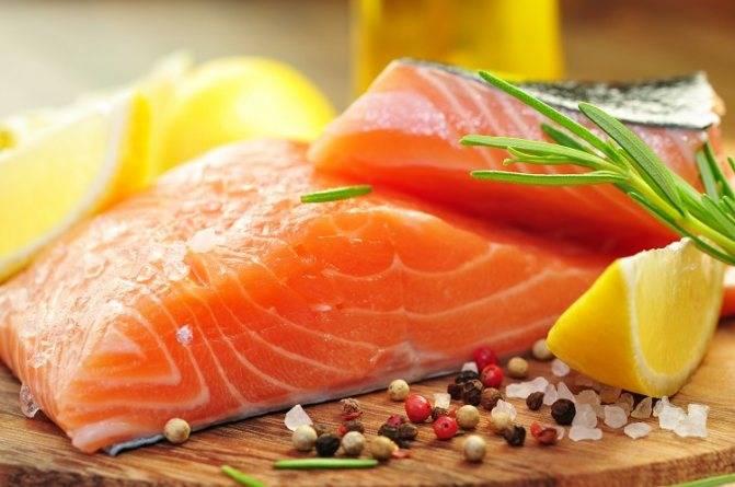 Рыба семга польза и вред