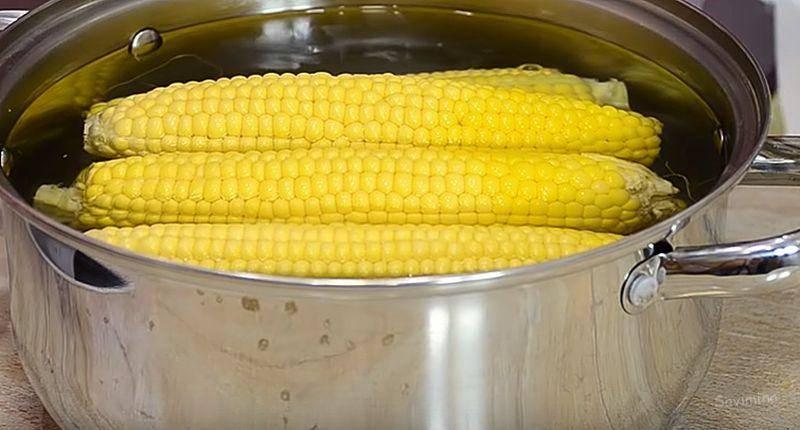 Как сушить кукурузу в домашних условиях надёжно