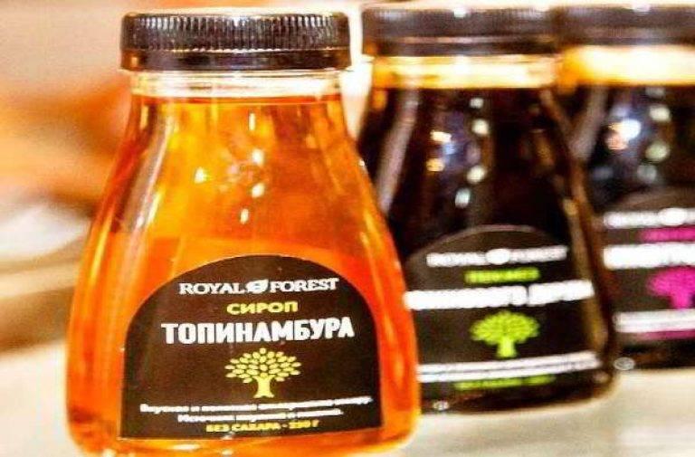Сироп топинамбура: свойства, как приготовить в домашних условиях